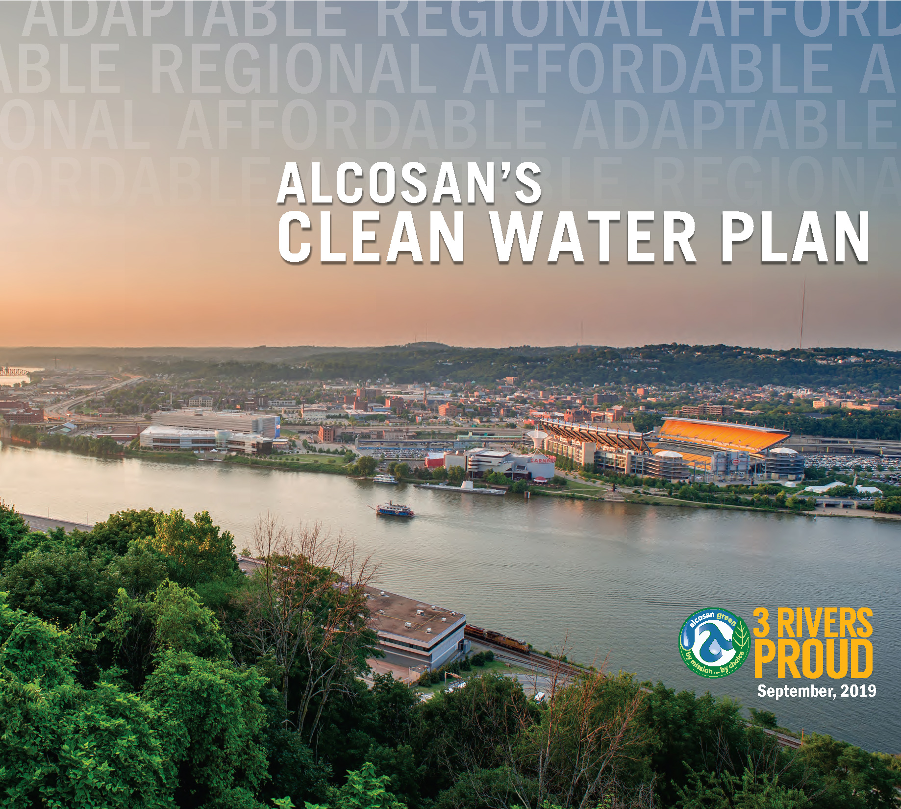 Clean Water Plan Cover