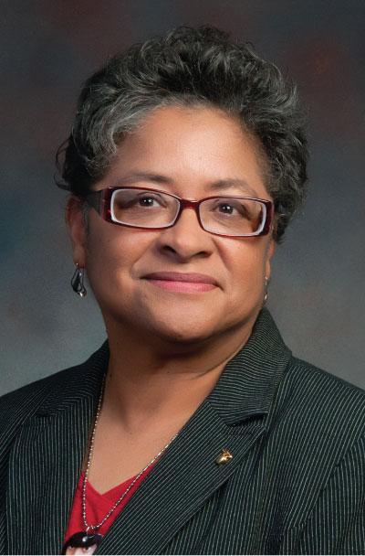 Sylvia C. Wilson, Chair