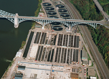 ALCOSAN aerial photo