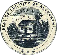 Allegheny City Seal